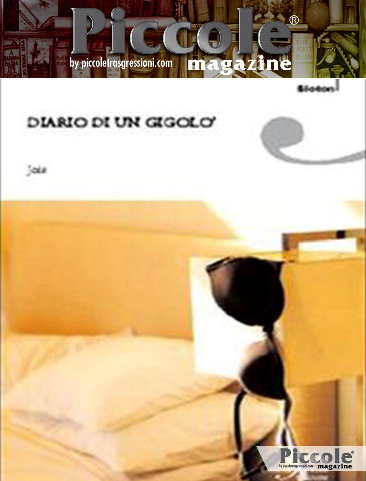 Foto copertina del libro Diario gigolo di Joys