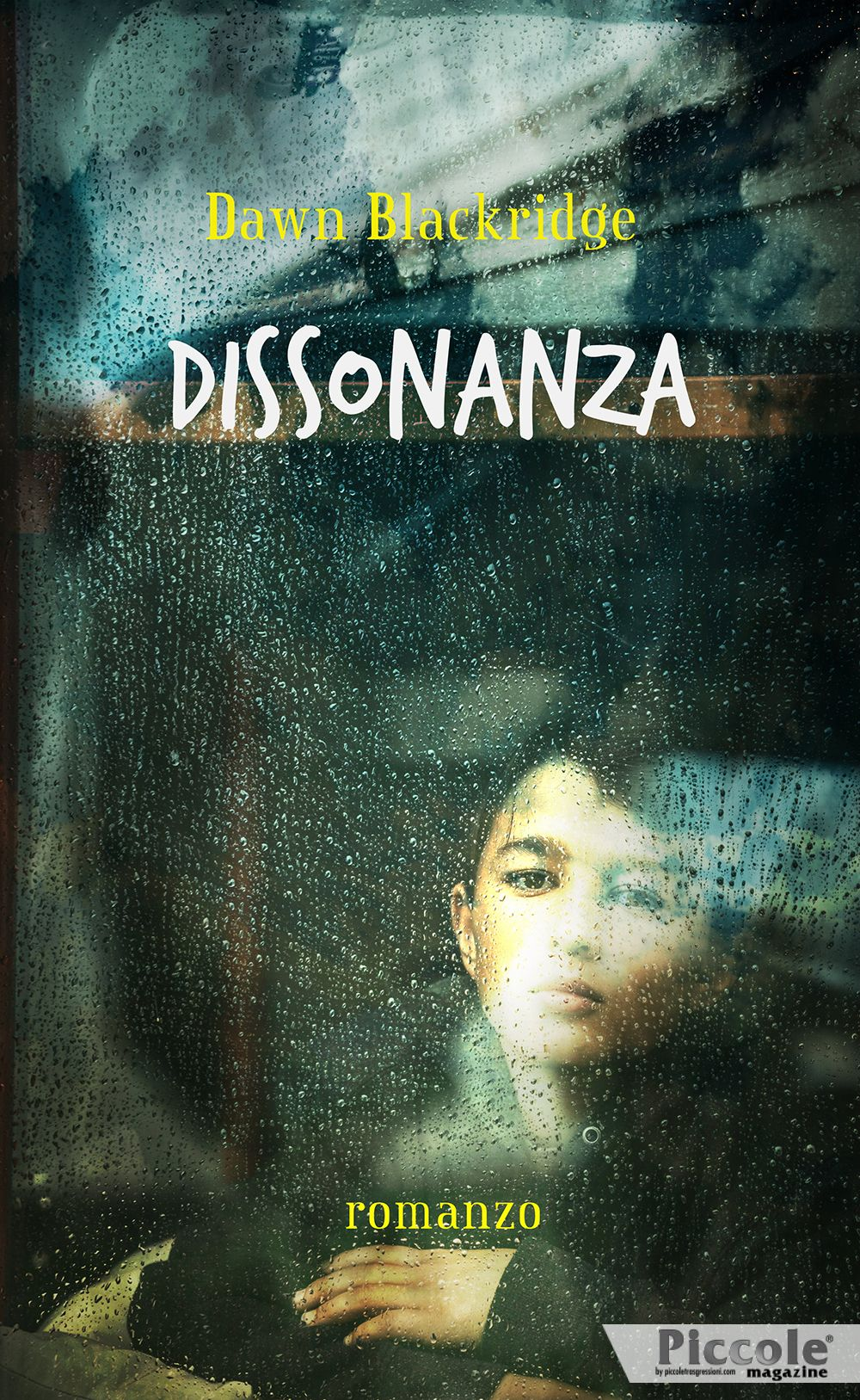 Foto copertina del libro Dissonanza di Dawn Blackridge