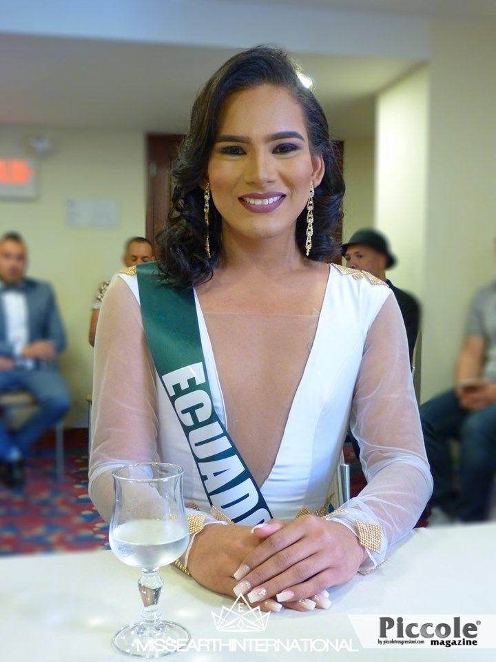 Intervista a Domenica Fiorella Cruz, Miss Ecuador a Miss Earth International 2019
