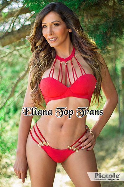Eliana Transex: 'La vita è una, divertiamoci!'