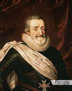 VENERE nei segni di Fuoco e Acqua Enrico IV