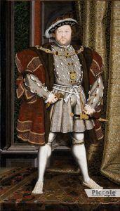 IL POTERE NON RENDE LIBERI: Enrico VIII d'Inghilterra