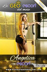 Geo Luglio 2018 escort girl: Angelica