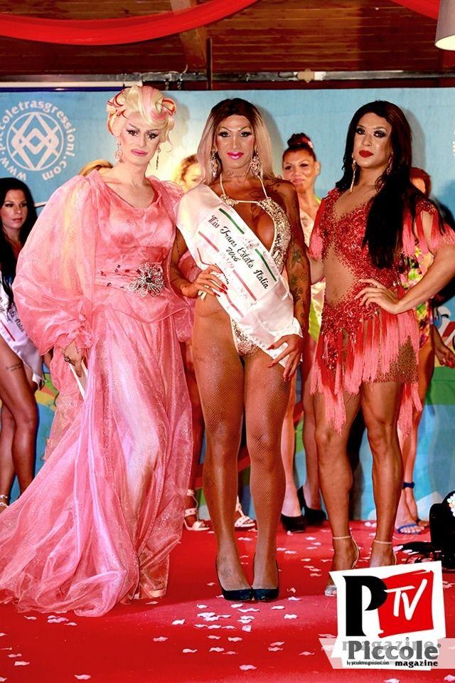 Intervista a Felisia Bulgari, Miss Web a Miss Trans Estate