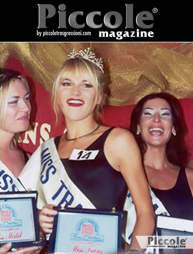 Intervista a Francesca, Miss Trans Italia 2000