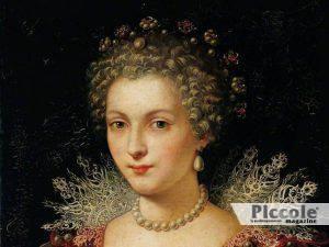 Gabrielle d'Estrées amante di Enrico IV