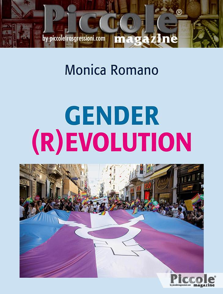 Foto copertina del libro Gender r evolution di Monica Romano