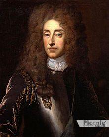 IL RIPOSO DELLE FAVORITE: Giacomo II