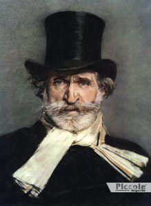 VENERE nei segni di Fuoco e Acqua Giuseppe Verdi