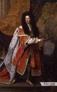IL RIPOSO DELLE FAVORITE: Guglielmo III