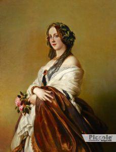 LE NOBILI DEL LETTO: Harriet Howard
