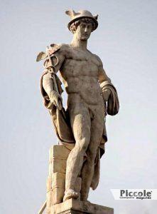 Il pene divino: Hermes o Mercurio