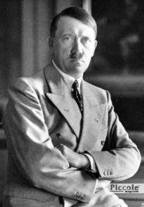 LUNA nei segni di Terra e Aria Hitler