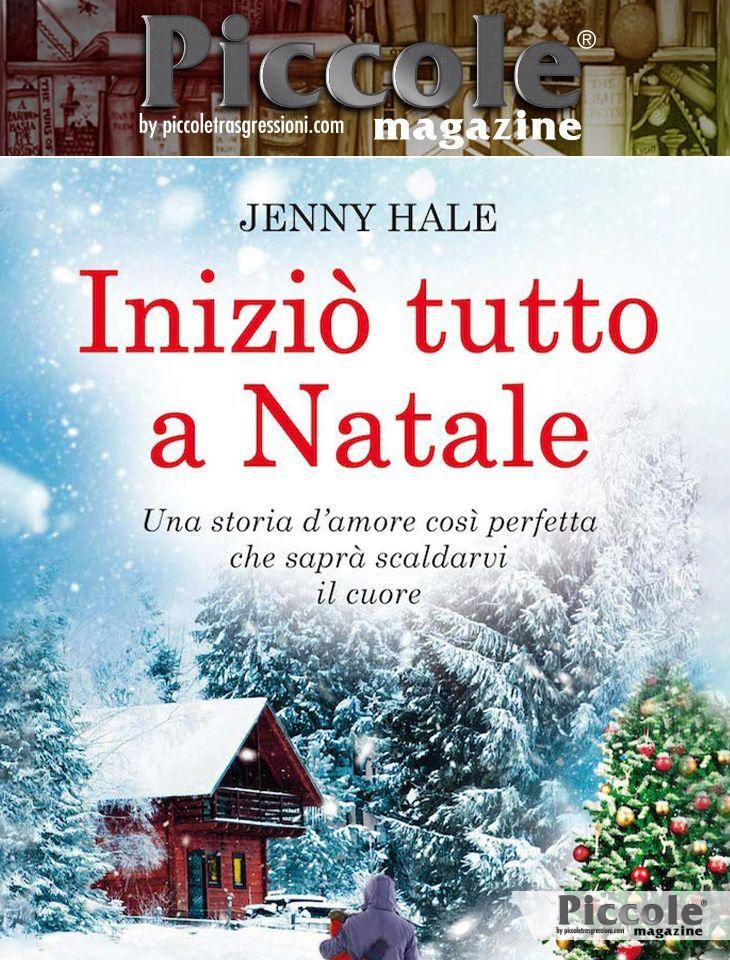 Foto copertina del libro Iniziò tutto a Natale di Jenny Hale