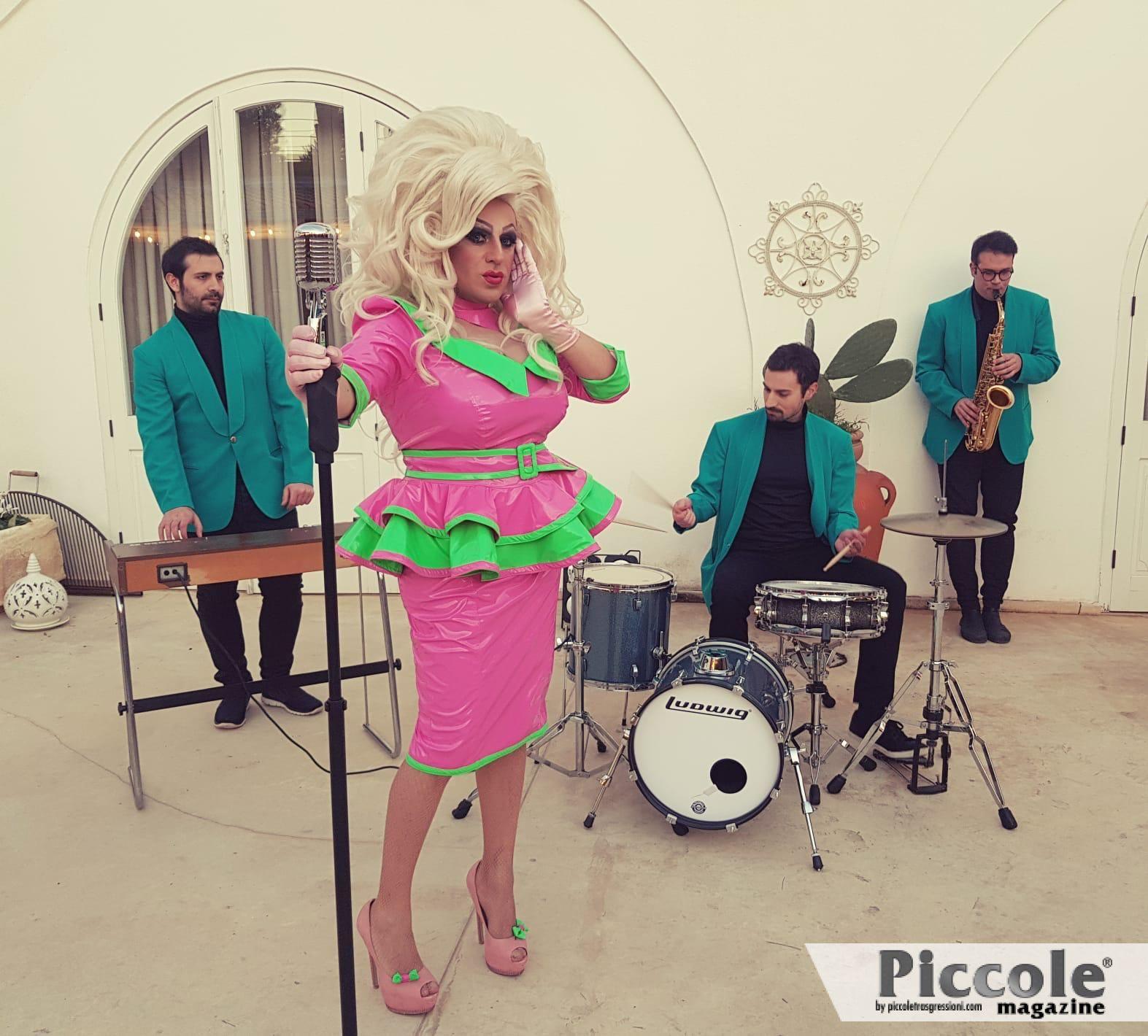 Intervista a Tekemaya, drag queen singer di The Voice of Italy 2018