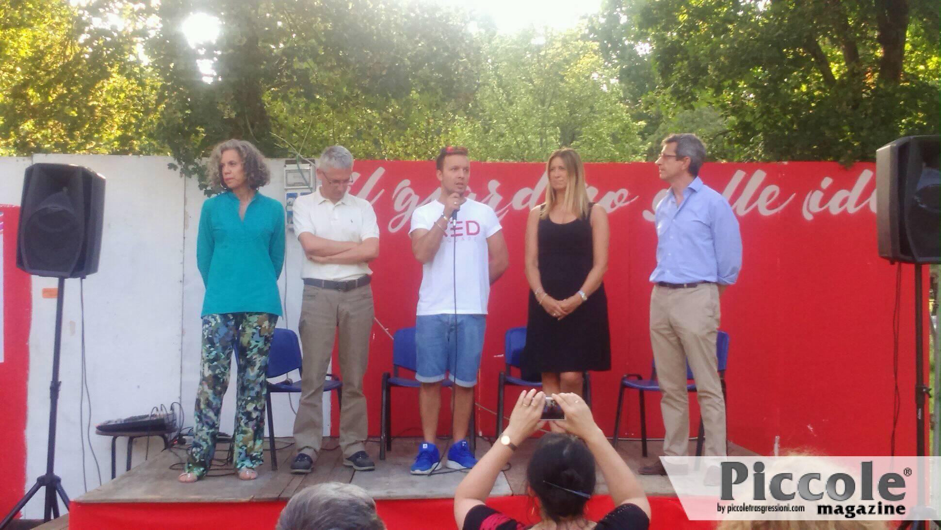 Matteo Cavalieri: 'dove ci sono diritti e rispetto c'è progresso e sviluppo'