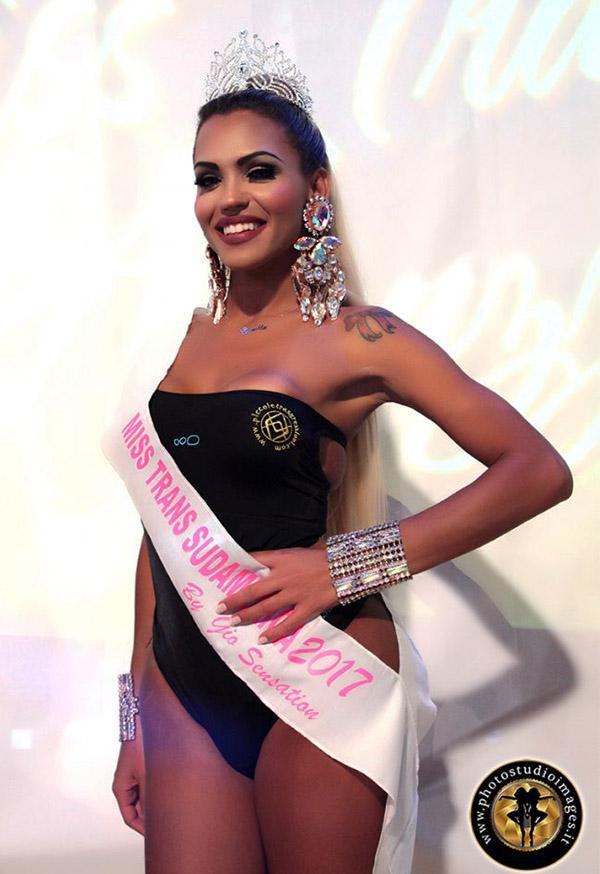 Intervista a Camila Oliveira, Miss Trans Abruzzo SudAmerica