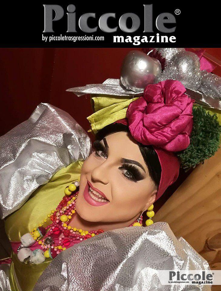 Intervista a Drag Donna Sofia: 'amo le sorprese!'