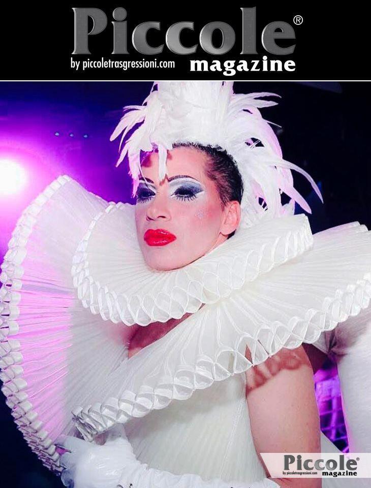 Kelly H. Minogue: 'vi aspetto a Miss Drag Queen Triveneto!'