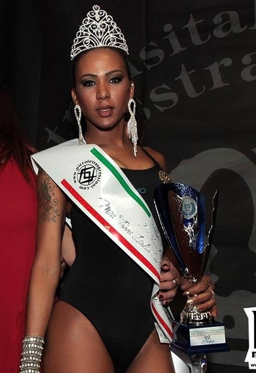 Intervista a Kettlen Battista Nunes, seconda classificata a Miss Trans Italia 2017 per la categoria SudAmerica