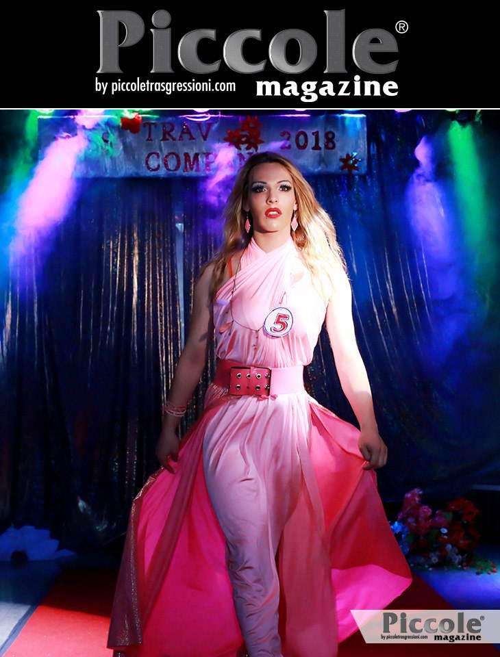 Luciana Speranza: grinta e glamour