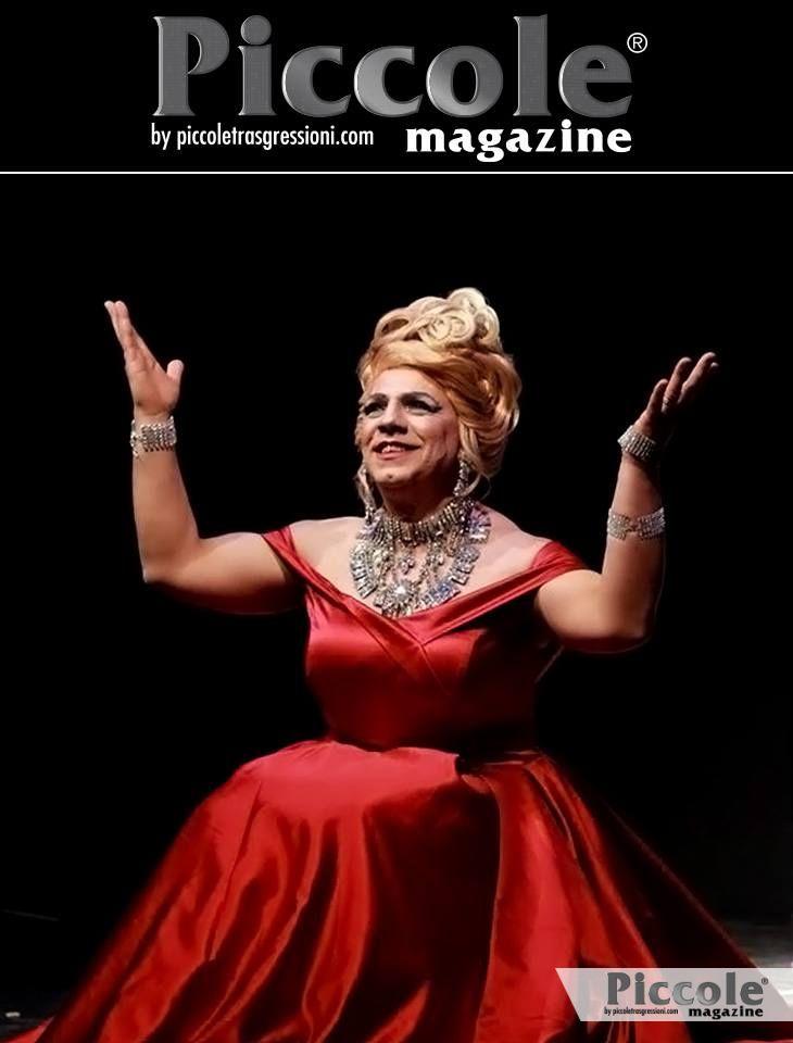 Madame Cabaret: 'la vita è un treno veloce, non fatelo fermare!'