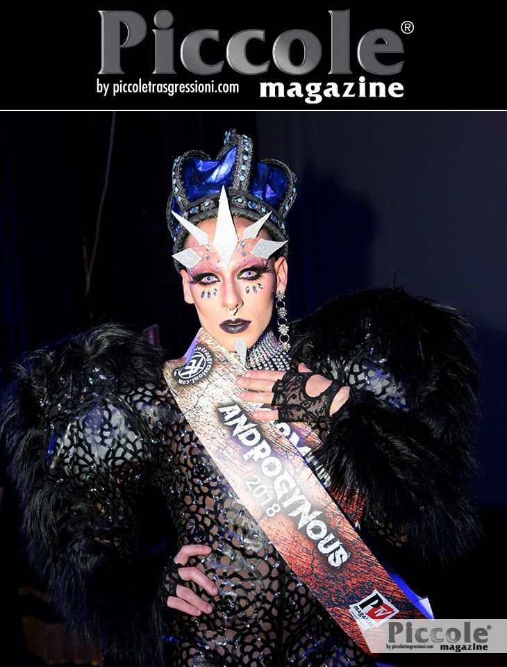 Narciso Androgynous Queen è Miss Androgynous 2018!