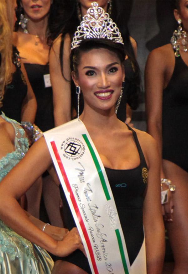 Intervista a Norah Powers, Miss Trans Italia Web 2017, trans a Milano