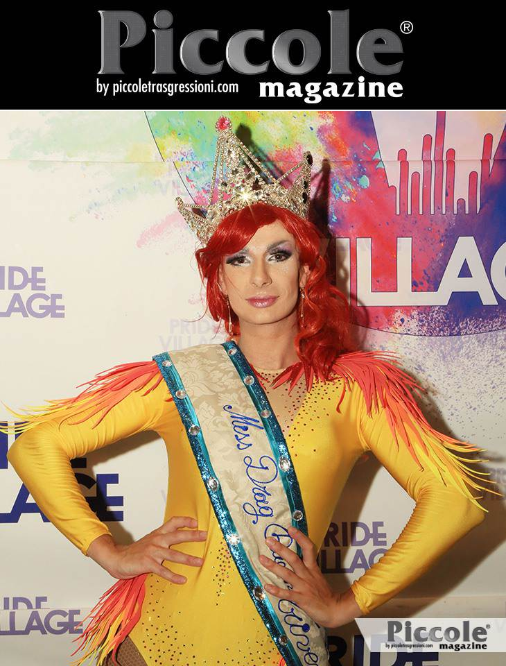 Intervista a Satine Saty, Miss Drag Queen Triveneto 2018