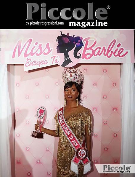 Intervista a Sharllote Kawask, vincitrice di Miss Barbie Europa TX 2018