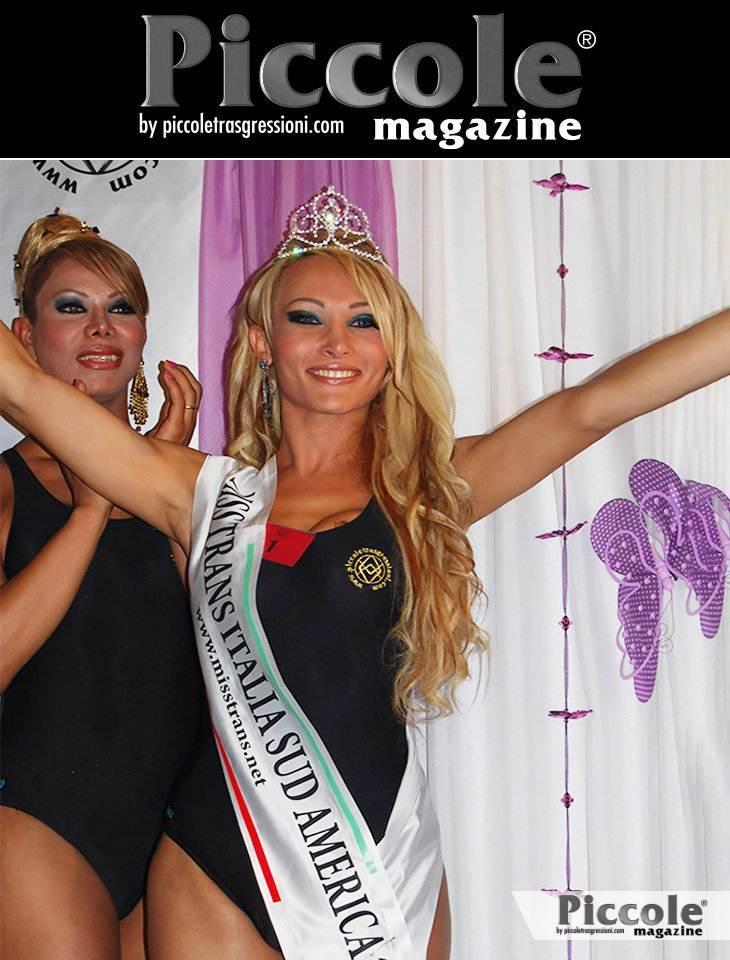 Intervista a Lolita Barbie, Miss Trans Italia sez. SudAmerica 2012