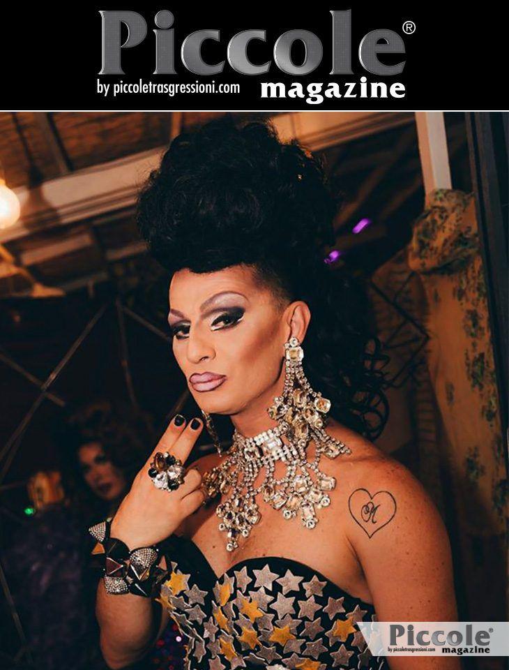 Intervista a drag Nikita Magno, la voce della rivoluzione!