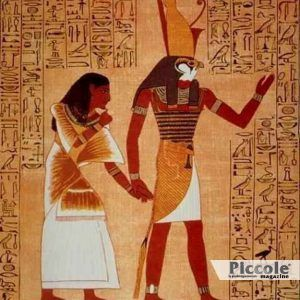 Il pene divino: Iside e Osiride