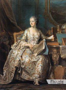 LE NOBILI DEL LETTO: Jeanne-Antoinette d'Etoiles