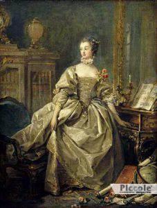 Jeanne Antoinette d'Etioiles, marchesa di Pompadour