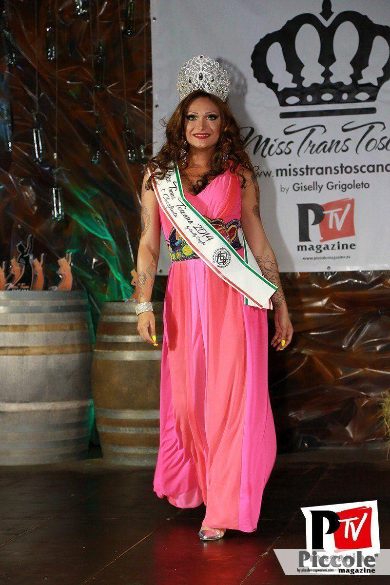 Speciale Miss: Kassia Da Silva, Miss Trans Toscana 2014