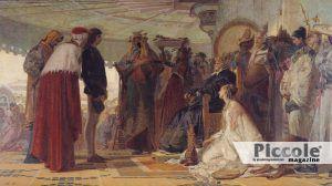 LE RIVALI: Nell e Louise - Prima Parte: Khan dei Tartari