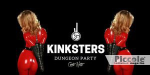 Evento: kinkster dungeon party certe notti