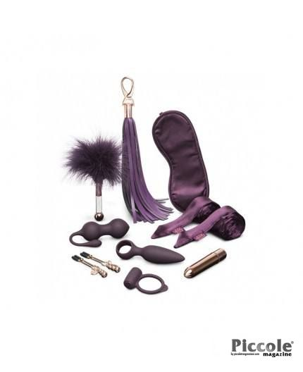 Kit Bondage 10 Days Of Play Fifty Shades Freed The Official Pleasure Collection