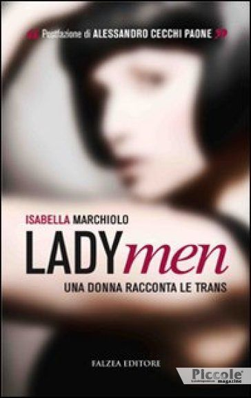 Foto copertina del libro Ladymen