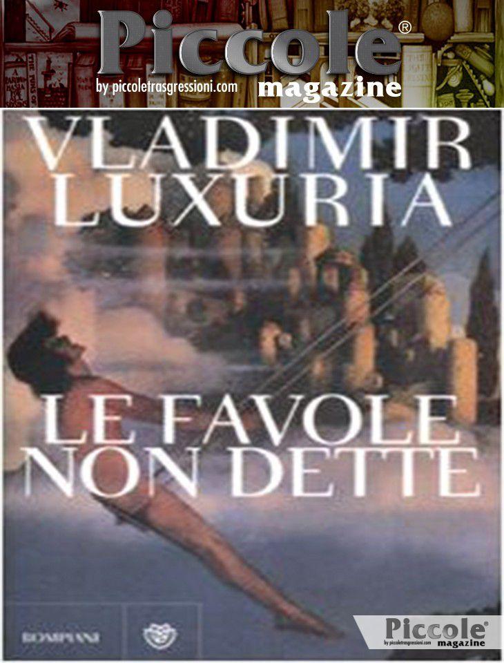 Foto copertina del libro Le favole non dette di Vladimir Luxuria