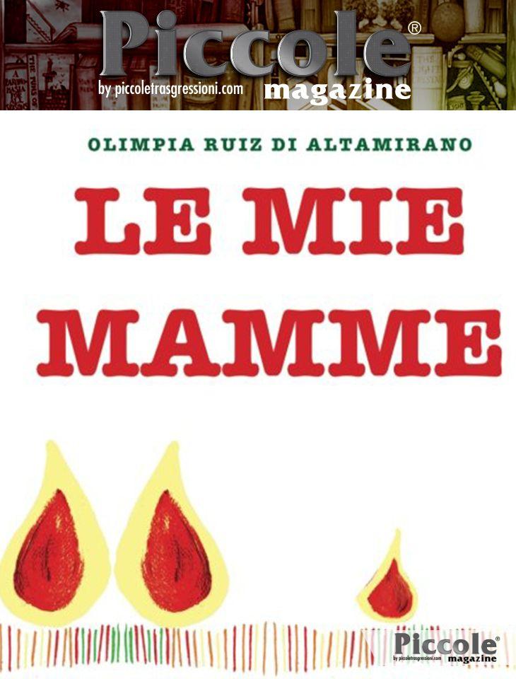 Foto copertina del libro Le mie mamme