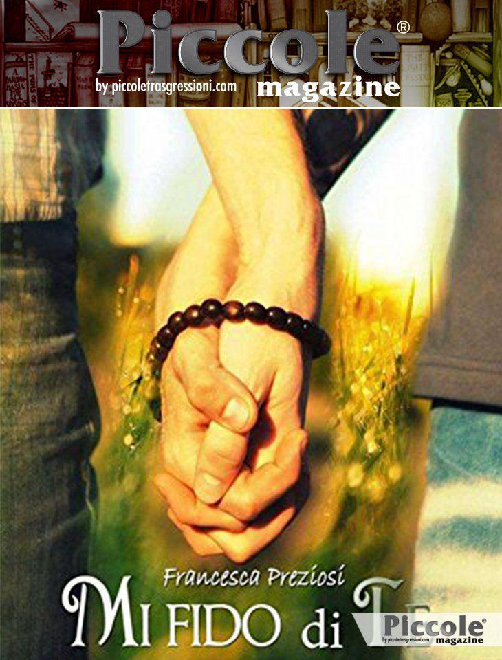 Foto copertina del libro Mi fido di te di Francesca Preziosi