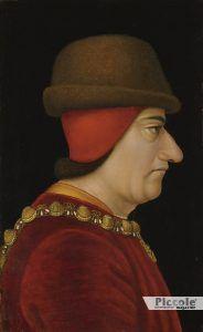 VENERE nei segni di Fuoco e Acqua Luigi XI