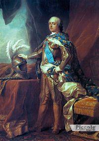 VENERE nei segni di Fuoco e Acqua Luigi XV