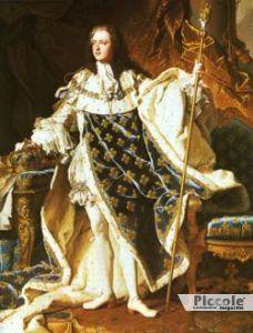 MORTE PER PARTO: Luigi XV