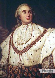 LE RIVALI: Nell e Louise - Seconda Parte: Luigi XVI