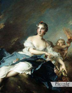 MORTE PER PARTO: Madame de Vintimille