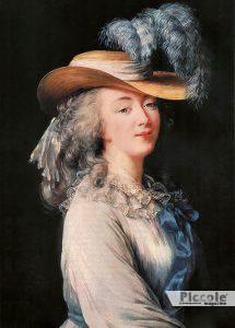 Madame du Barry, amantedel re di Francia Luigi XV