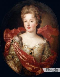 MORTE PER PARTO: Madamoiselle de Fontanges